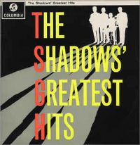 The Shadows ‎– The Shadows' Greatest Hits - Old Vinyl - Good.